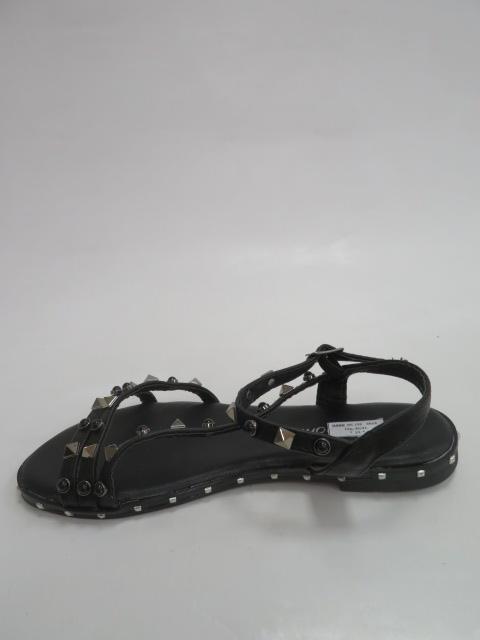 Sandały Damskie WL 196, Black, 36-41