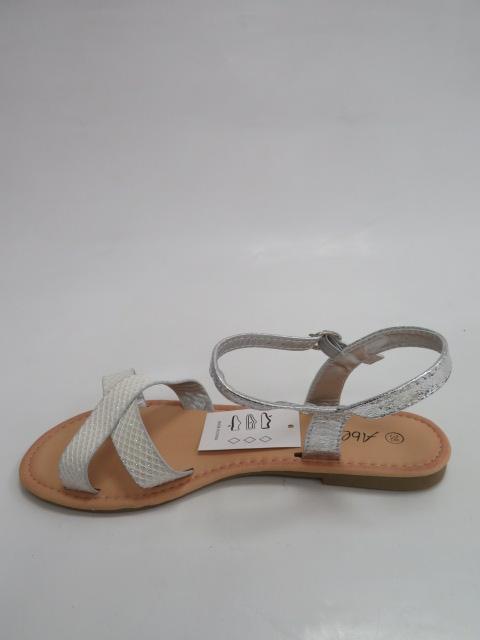 Sandały Damskie WL 282, Silver, 36-41