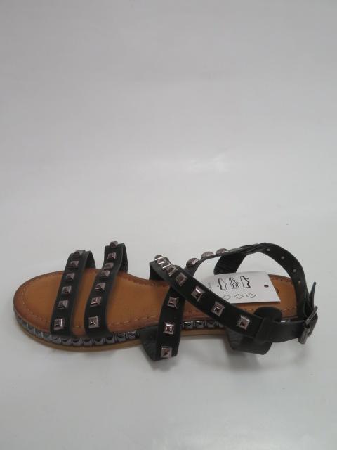 Sandały Damskie WL 193, Black, 36-41