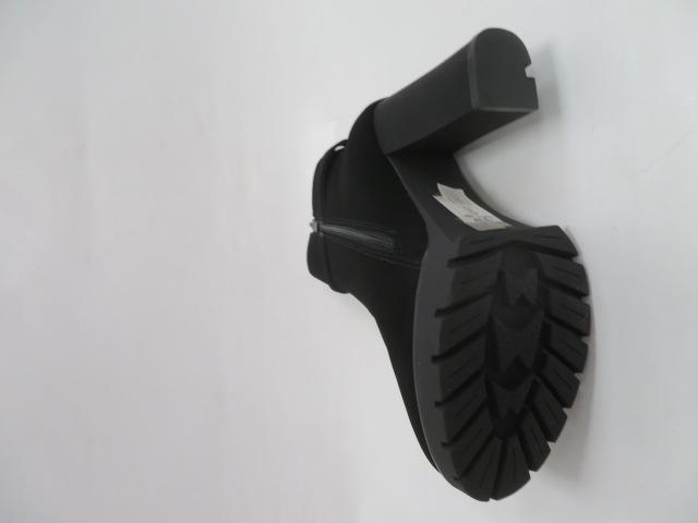Botki Damskie 7897, Black, 36-41 4