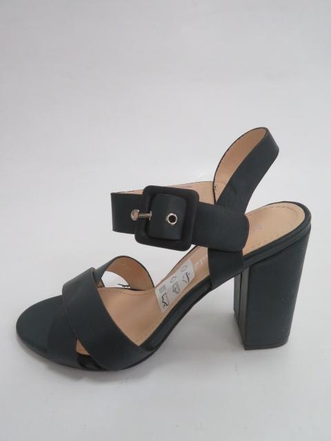 Sandały Damskie 8737, Black, 36-41