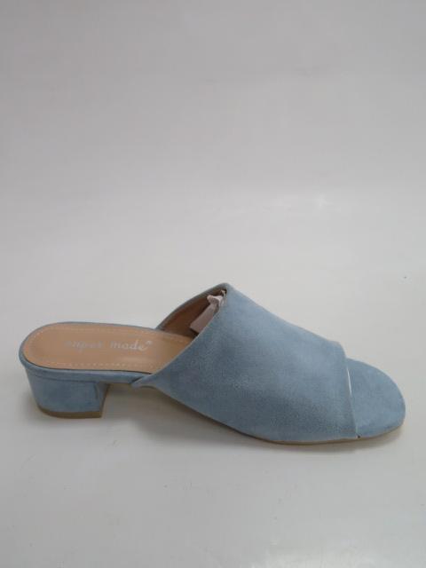 Klapki Damskie 2189, Blue , 36-41