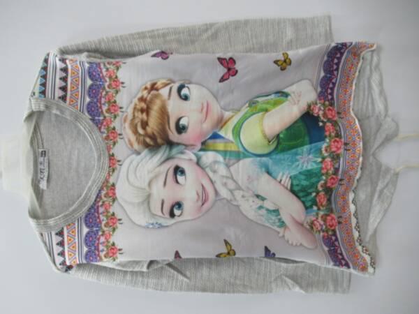 Bluzka Dziewczęca 016 1 KOLOR 8-14