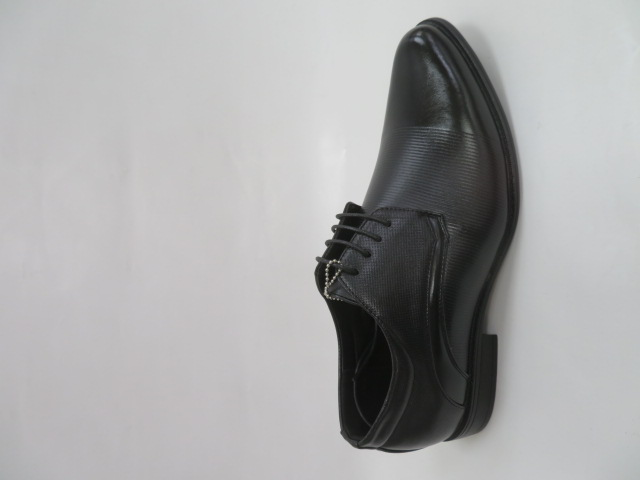 Półbuty Męskie  MXC 405, Black/Black, 40-45