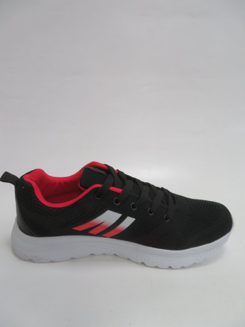 Buty Sportowe Męskie 9AF201A, Black/Red  , 41-46