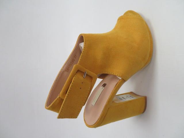 Czółenka Damskie 19280, Yellow, 36-41
