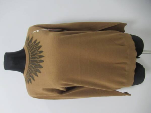 Sweter Damski 662 MIX KOLOR XL-3XL 1