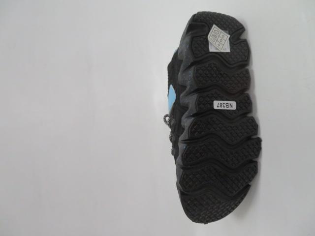 Sportowe Damskie NB387, All Black, 36-41 3