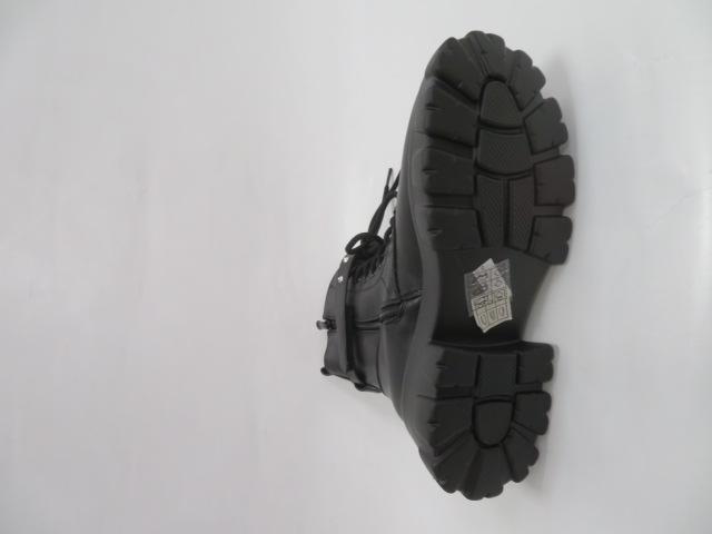 Botki Damskie RXJ111, Black, 36-41 4