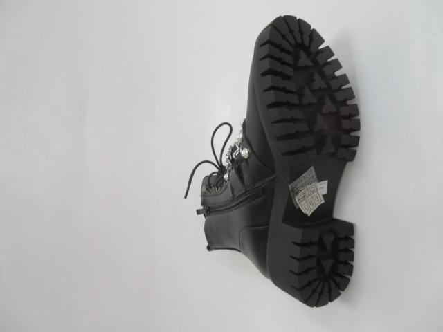 Botki Damskie Y8227, Black, 36-41 3