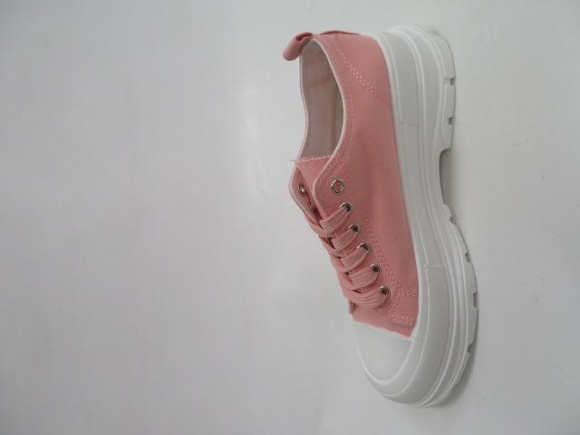 Trampki Damskie BO-678, Pink, 36-41