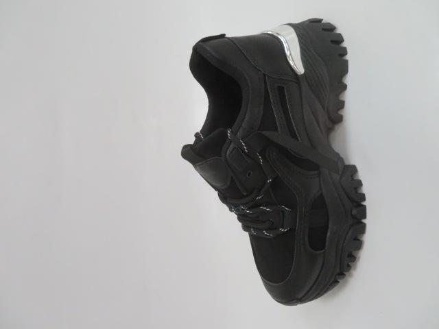 Sportowe Damskie F050, Black, 36-41