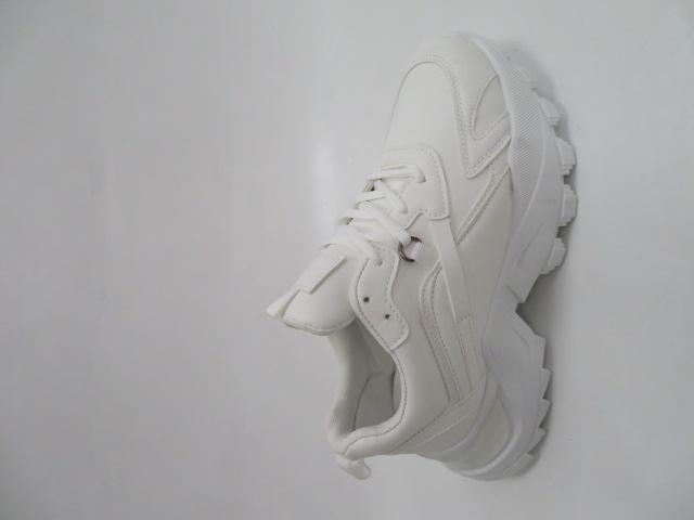 Sportowe Damskie GB010, White, 36-41