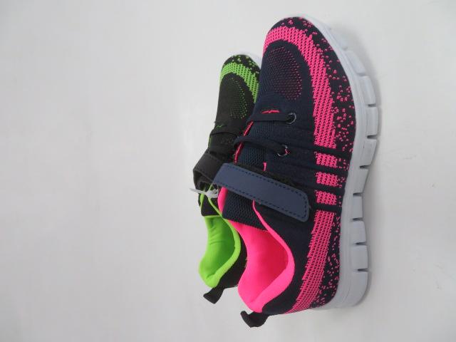 Buty Sportowe Dziecięce X518C, Mix 3 color , 31-36