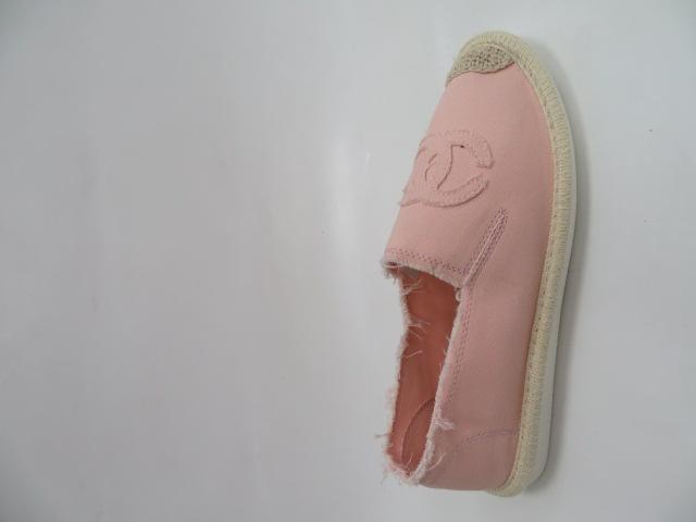 Półbuty Damskie X-0220, Pink, 36-41
