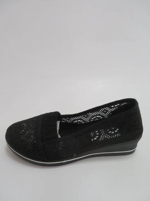 Baleriny Damskie 930, Black, 36-41
