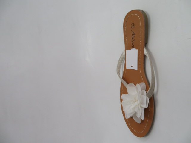 Japonki Damskie WL 241, White, 36-41