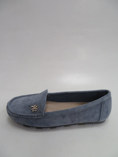 Baleriny Damskie GS13, Blue,  36-41