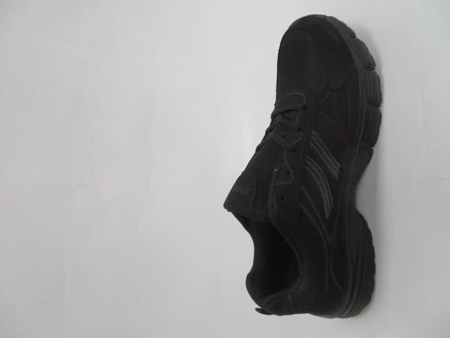 Buty Sportowe Męskie F051, Black, 41-46 3