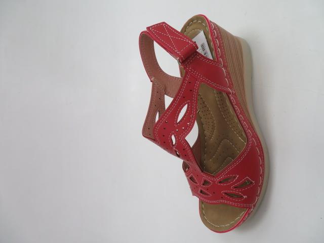 Sandały Damskie KS8-508, Red, 36-41