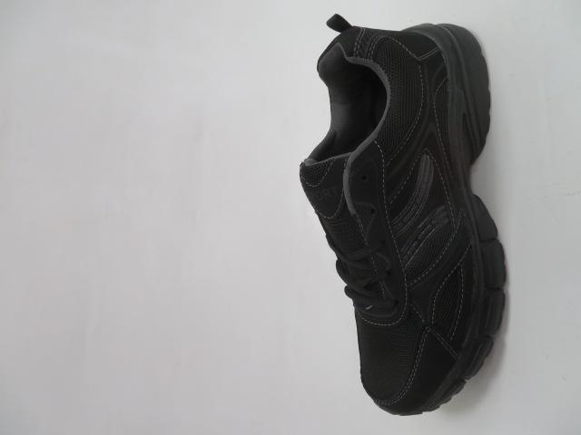 Buty Sportowe Męskie F051, Black/Grey, 41-46 1