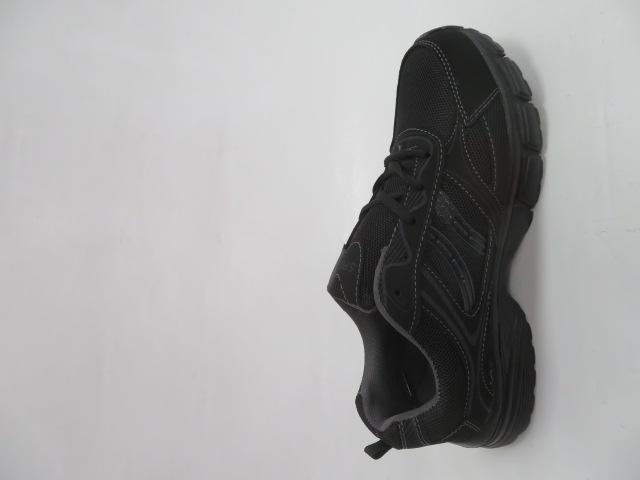 Buty Sportowe Męskie F051, Black/Grey, 41-46 3