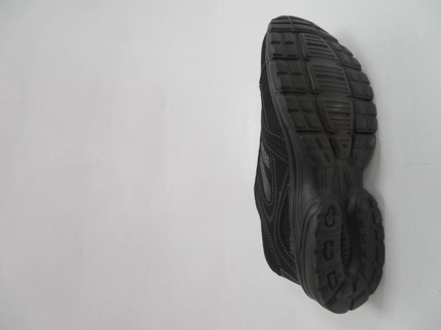 Buty Sportowe Męskie F051, Black/Grey, 41-46 2
