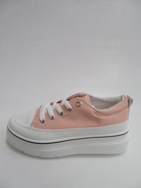 Trampki Damskie BL228, Pink , 36-41