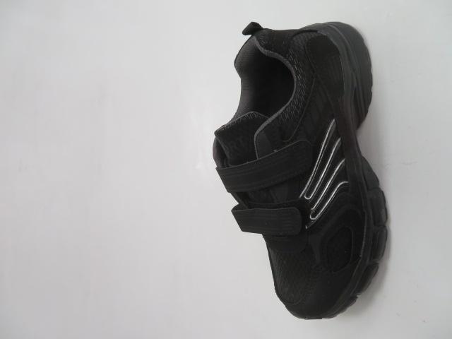 Sportowe Damskie F056, Black/Grey, 36-41 1