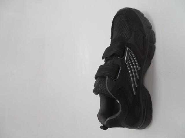 Sportowe Damskie F056, Black/Grey, 36-41 2