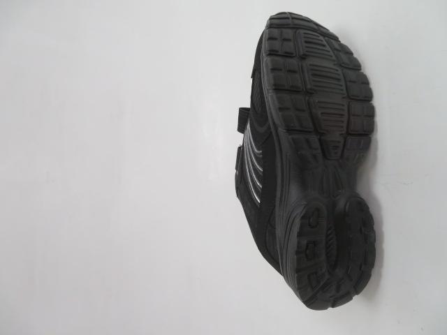 Sportowe Damskie F056, Black/Grey, 36-41 3