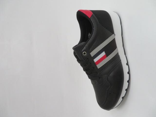 Buty Sportowe Męskie H2100A, Black, 41-46