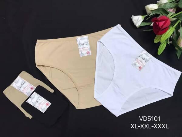 Majtki Damskie VD5101 MIX KOLOR XL-3XL