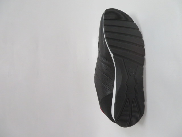 Buty Sportowe Męskie H2100A, Black, 41-46 3