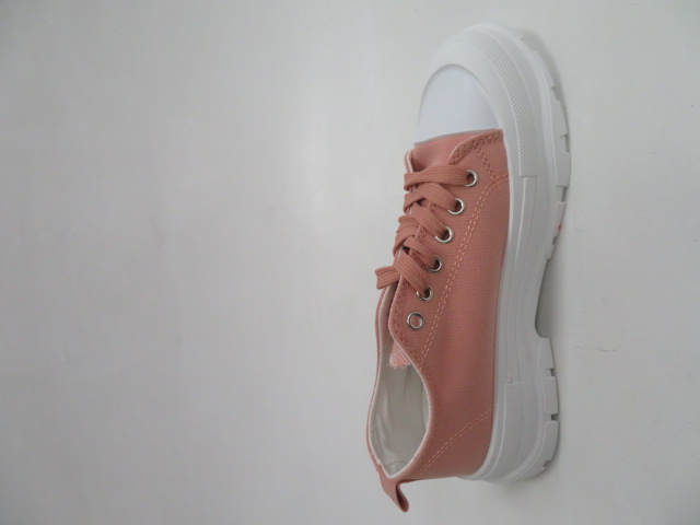Trampki  Damskie 7053, Pink, 36-41 2