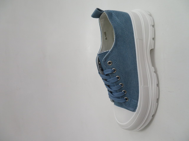 Trampki  Damskie R100, Jeans, 36-41