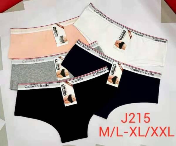 Majtki Damskie J215 MIX KOLOR M/L-XL/2XL