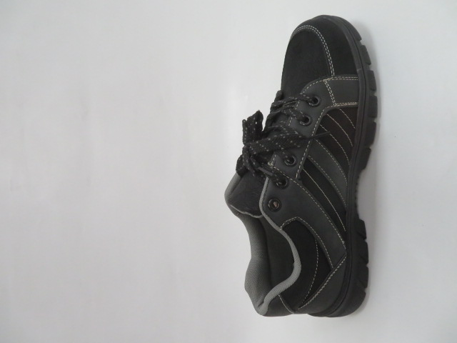 Buty Sportowe Męskie 702-21, Grey/Black, 40-46 2