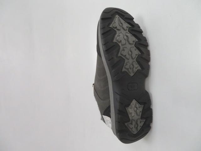 Buty Sportowe Męskie 6002-2, Grey, 40-46 4