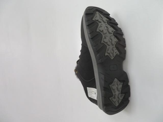 Buty Sportowe Męskie 6002-1, Black , 40-46 4