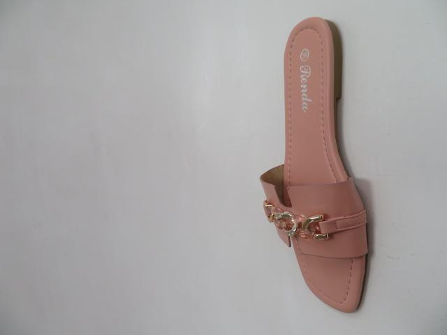 Klapki Damskie 35-230, Pink, 36-41 2