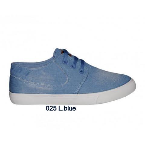 Trampki Damskie 025L BLUE 36-41