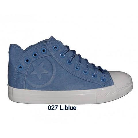 Trampki Damskie 027L BLUE 36-41