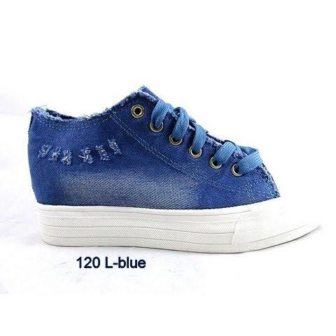 Trampki Damskie 120L BLUE 36-41
